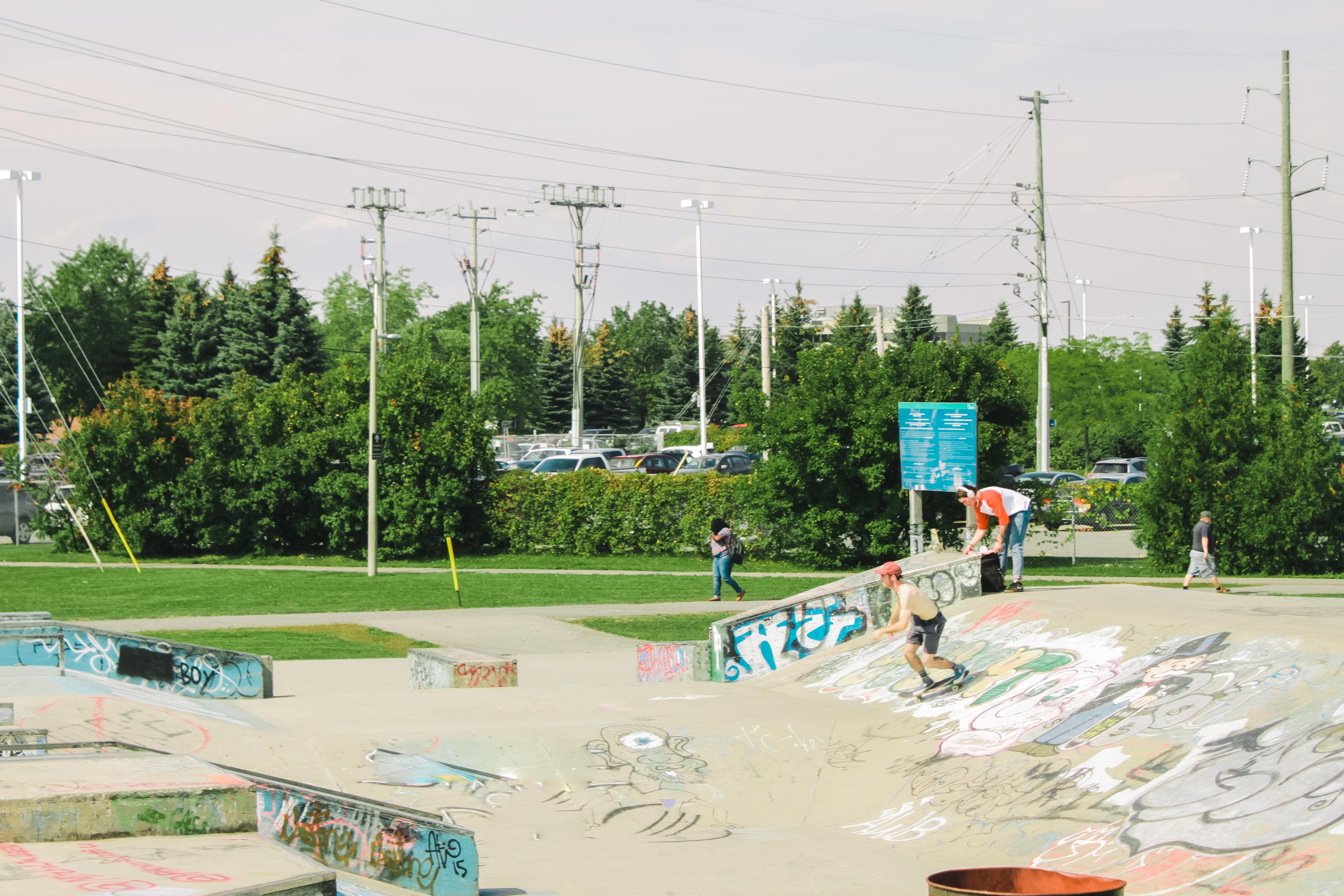 Centerpoint Skate Park