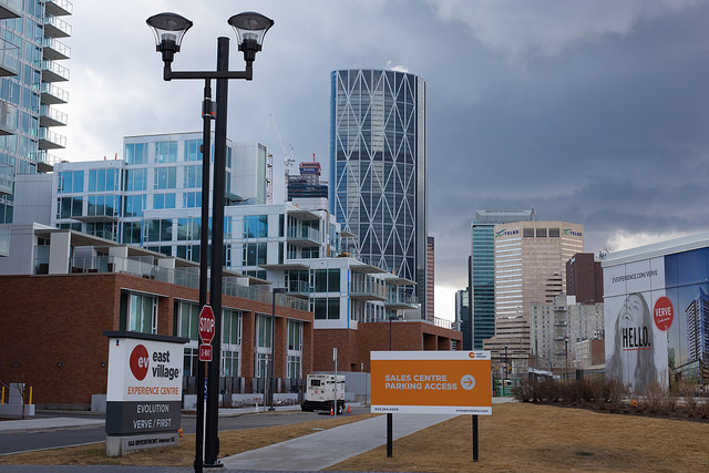 East Village Calgary Downtown Urban Apartment Rental House Rentals
