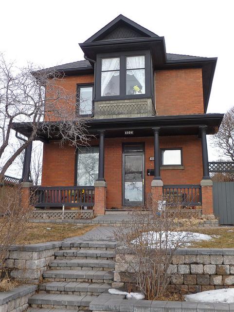 Ramsay Calgary Residence Downtown Calgary Rental House