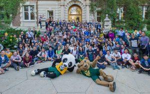 University of Alberta students