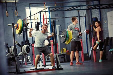 lifter weights gym workout