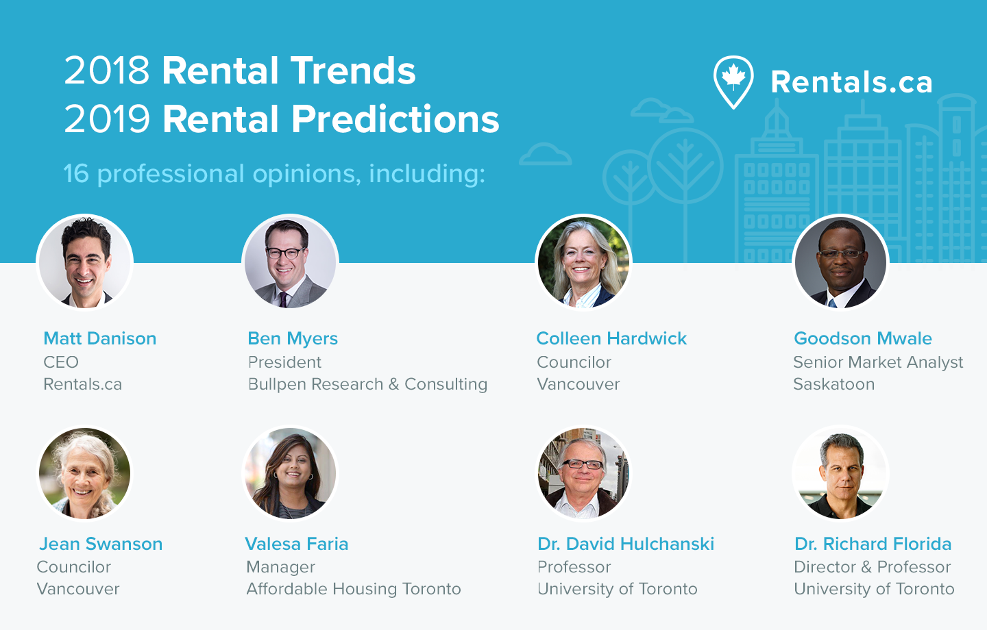 Rentals.ca 2019 Rental Market Trends Report